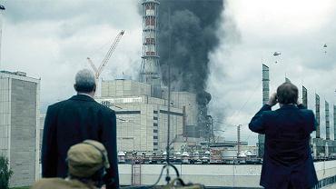 Kadr z serialu HBO 'Czarnobyl'