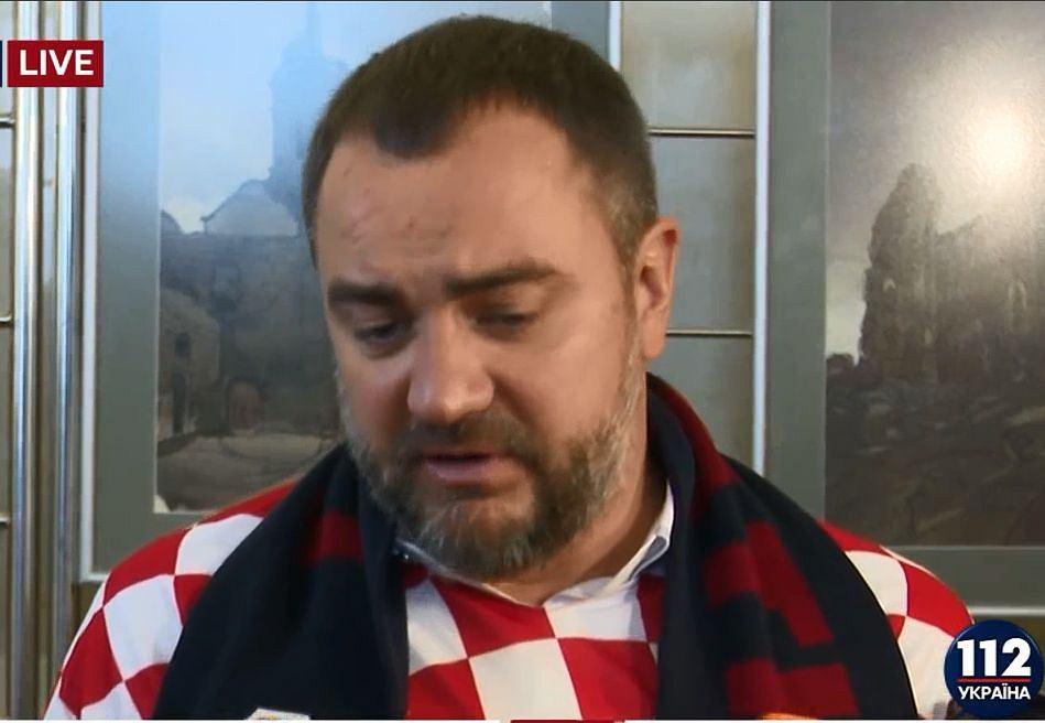 We wtorek szef piłkarskiej federacji Ukrainy, Andrij Pawełko, oznajmił, że to Ukraińcy zapłacą karę Vukojevicia...