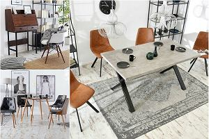 Biurka, stoły i krzesła z wyprzedaży - co znajdziemy w polskich sklepach?