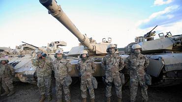 Amerykańskie ćwiczenia Defender-Europe 20 na poligonie w Drawsku Pomorskim