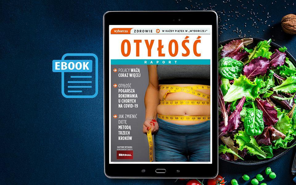 Raport o otyłości - ebook