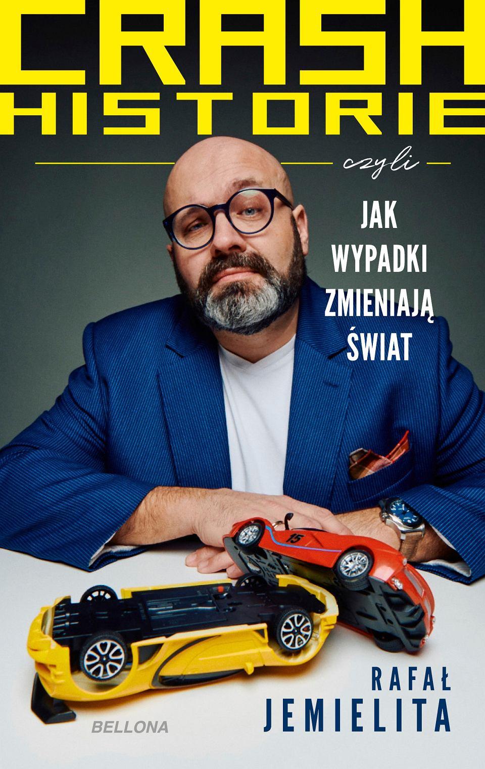 Rafał Jemielita Crash Historie