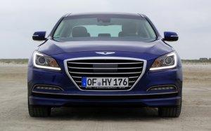 Hyundai Genesis | Pierwsza jazda | Demonstracja możliwości