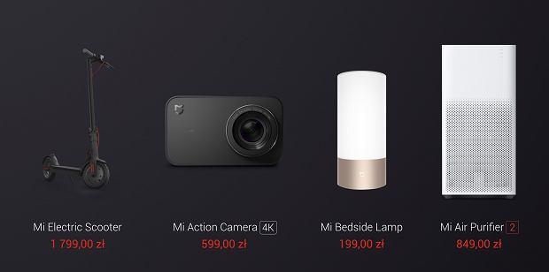 Xiaomi wprowadza nowości na polski rynek