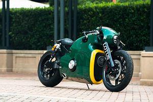 Aukcje   Motocykl Lotusa za 1,7 miliona złotych