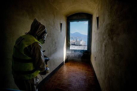 Alessandro Pone/LaPresse via AP
