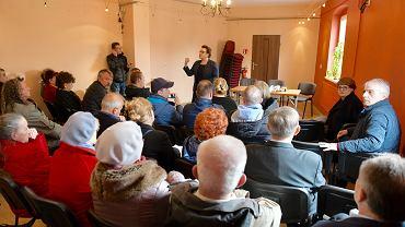 Spotkanie z Anną Zalewską w Bierutowie