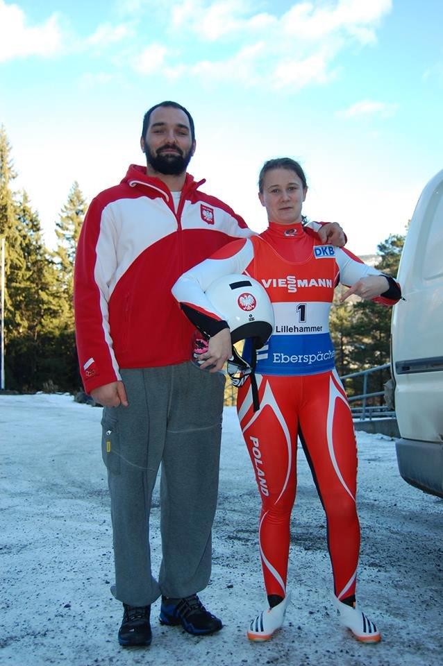Natalia Wojtuściszyn i Maciej Kurowski