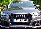 Książe Harry sprzedaje Audi RS6