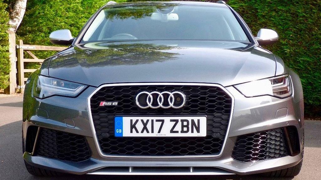 Audi RS6 księcia Harry'ego