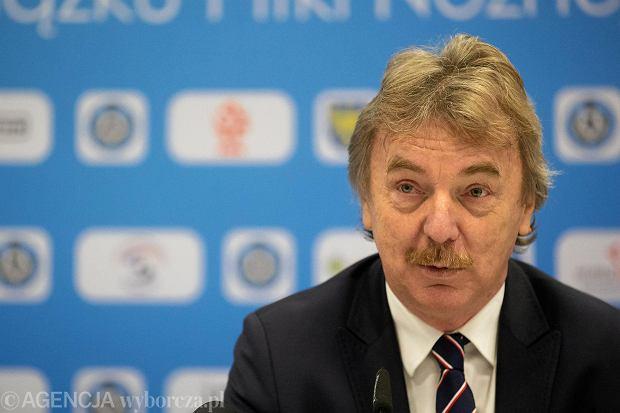 Zbigniew Boniek potwierdził, że finał Pucharu Polski nie odbędzie się na PGE Narodowym