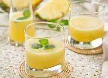 Drink ananasowy - ugotuj
