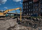 Archeolodzy w Gdańsku odkryli fragmenty średniowiecznego miasta