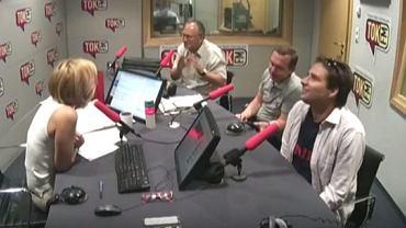 Gośćmi Dominiki Wielowieyskiej byli: Paweł Lisicki, Waldemar Kumór i Rafał Kalukin