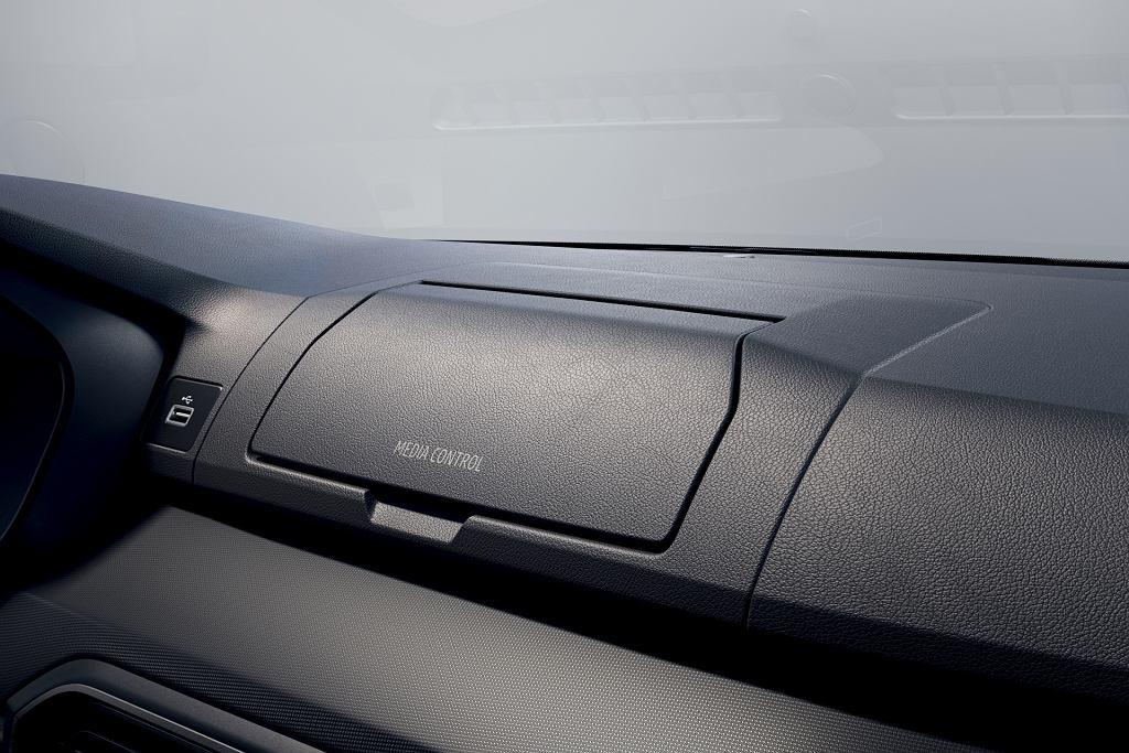 Dacia Media Control