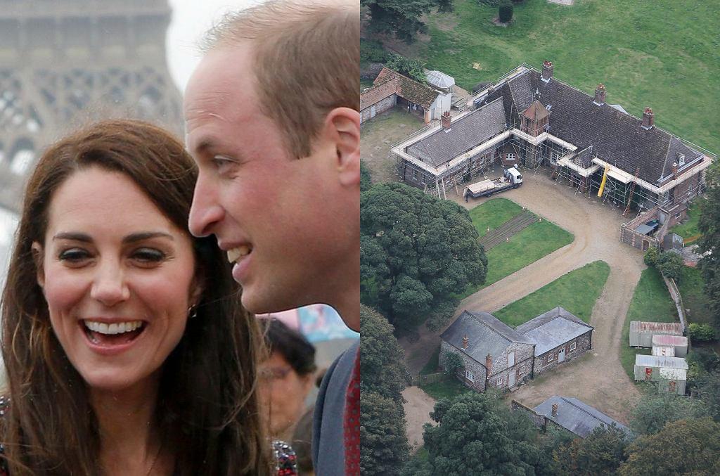 Księżna Kate i książę William pojechali na wakacje do luksusowej willi