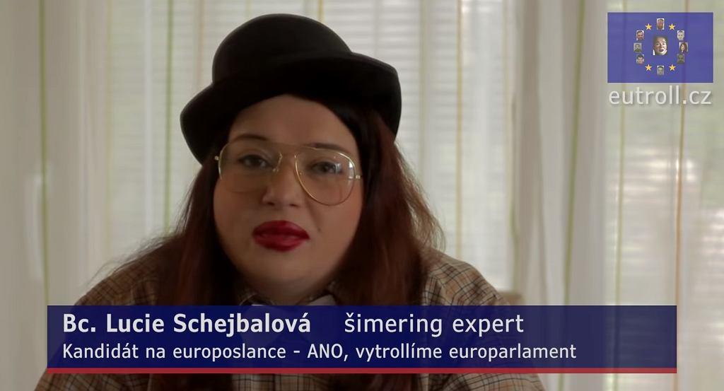 Ugrupowanie Tak, strollujemy europarlament uzyskało w Czechach 1,5 proc. głosów