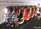 Przezroczyste ścianki między fotelami. Linie lotnicze szukają sposobów na ochronę przed zakażeniem