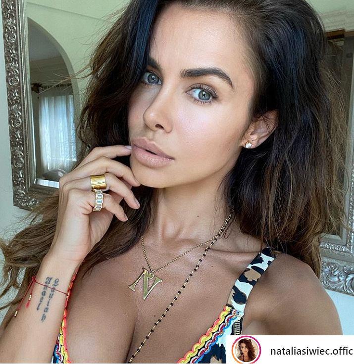 Natalia Siwiec na zdjęciu w bikini. Gwiazda zdradza, ile przytyła w czasie kwarantanny