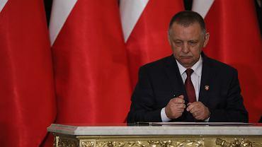 Marian Banaś nowym Ministrem Finansów.