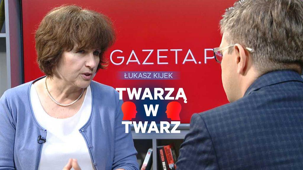 Ewa Balcerowicz, przewodnicząca rady fundacji CASE
