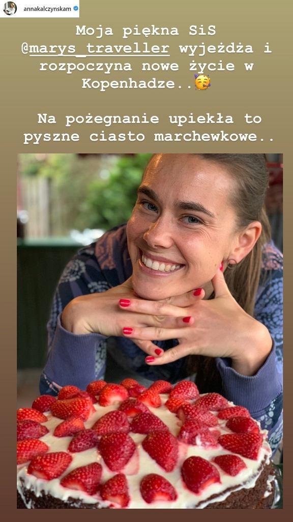Anna Kalczyńska siostra