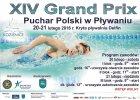 Pływackie Grand Prix w Kozienicach. Wystąpi krajowa czołówka