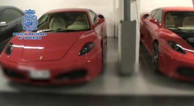 Hiszpańskie repliki Ferrari
