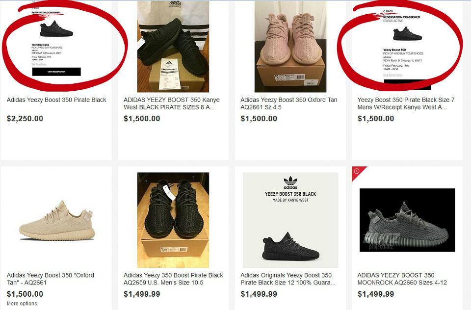Dlaczego Polacy biją się o trampki Kanye Westa dla Adidas