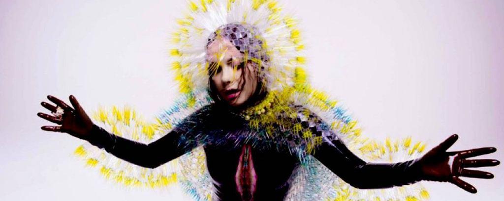 Jedno ze zdjęć promujących Björk Digital