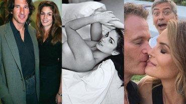 Richard, Gere, Rande Gerber, George Clooney, Cindy Crawford