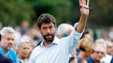 Fake news z prezydentem Juventusu w roli głównej. Kuriozalna pomyłka