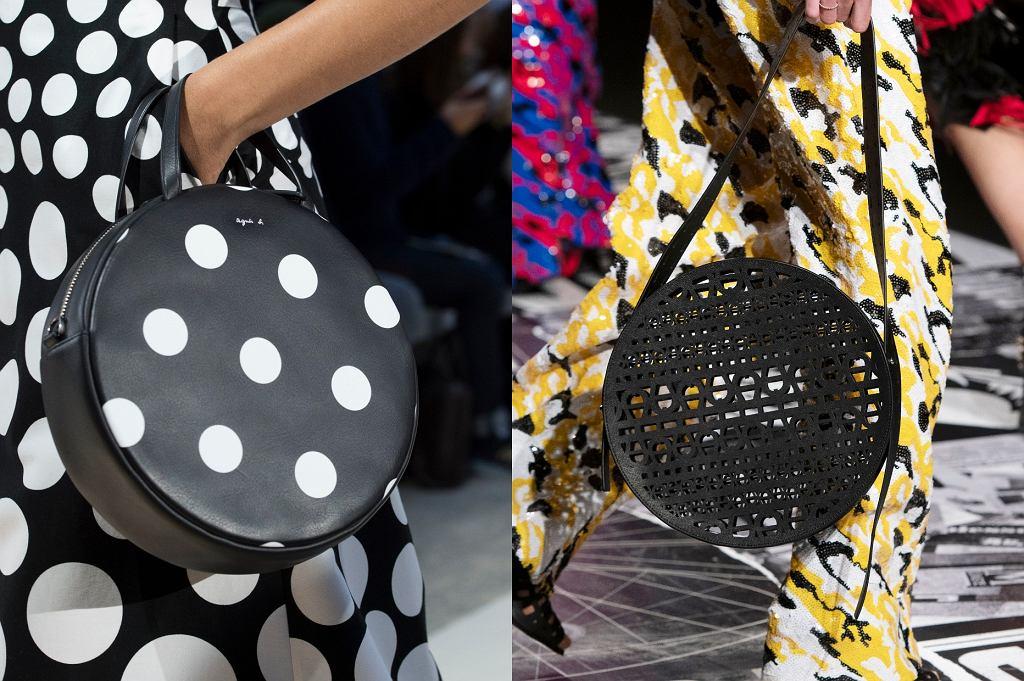 torebki okrągłe