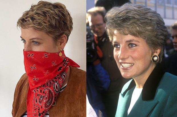 księżna Diana, Aleksandra Domańska
