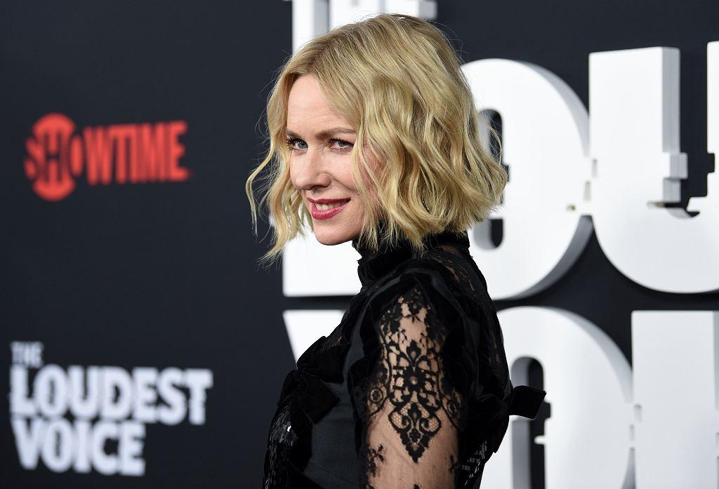 Naomi Watts na premierze 'Na cały głos'