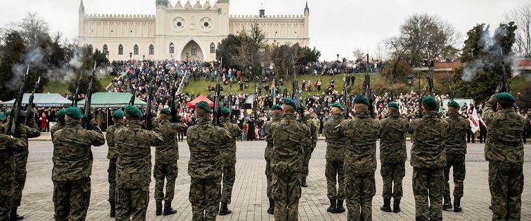 Błaszczak: Wznawiamy szkolenia wojskowe. MON przeszkoli 20 tys. osób