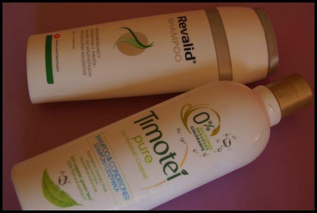 Timotei to pierwszy szampon bez silikonów i parabenów, z którym miałam niewątpliwą przyjemność. Natomiast Revalid ma prawdziwy fan club w mojej rodzinie