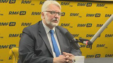 Witold Waszczykowski w radiu RMF FM