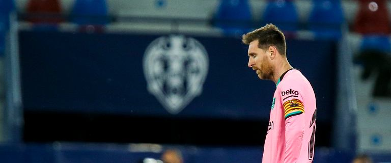 Katastrofa Barcelony. Przez sensacyjny wynik praktycznie traci szanse na tytuł