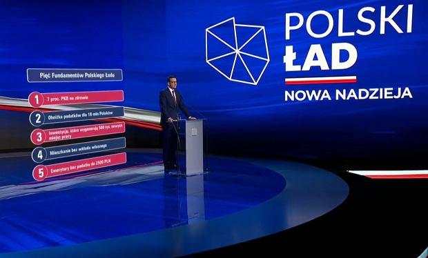 """Bezprecedensowy apel organizacji pracodawców. Chcą wstrzymania """"Polskiego ładu"""""""