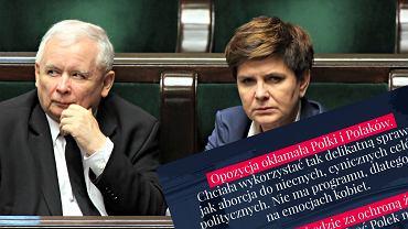 Fot. Sławomir Kamiński / Agencja Gazeta , Twitter.com/pisorgpl