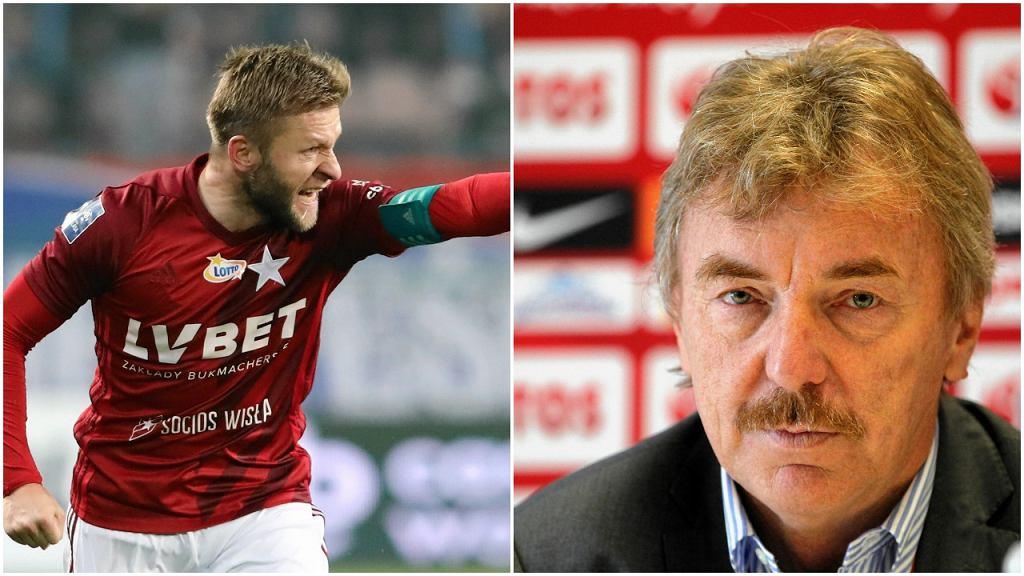 Jakub Błaszczykowski i Zbigniew Boniek