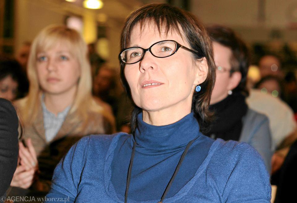 Dr Agnieszka Maria Dudzińska
