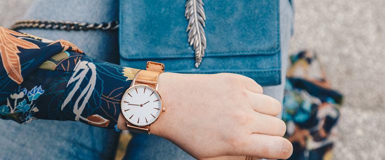 Zegarek damski, który zastąpi biżuterię. Modne i praktyczne modele aż do 50% taniej!