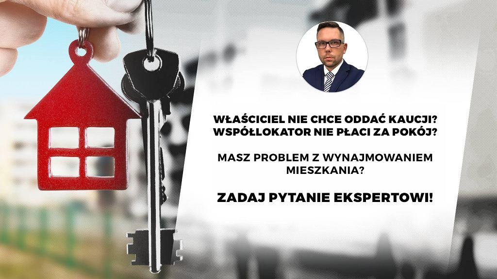 Wynajmowanie mieszkań w Warszawie