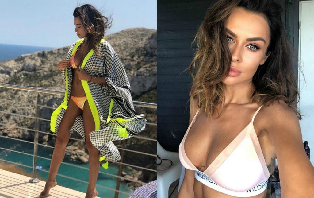 Natalia Siwiec pozuje w bikini. Fanki bezlitosne: 'Wyglądasz jak śmierć na urlopie'
