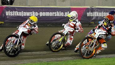 Wyścig z udziałem Grigorija Łaguty