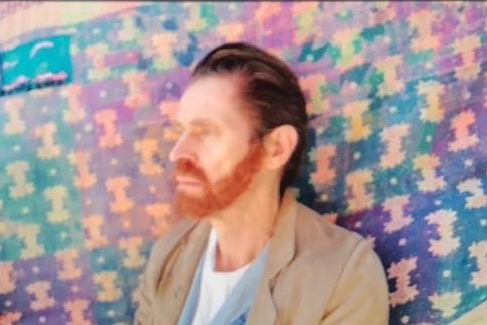 Willem Dafoe jako Vincent van Gogh / Fot. Julian Schnabel