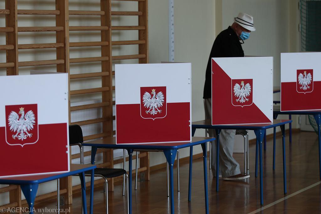 Głosowanie w wyborach prezydenckich