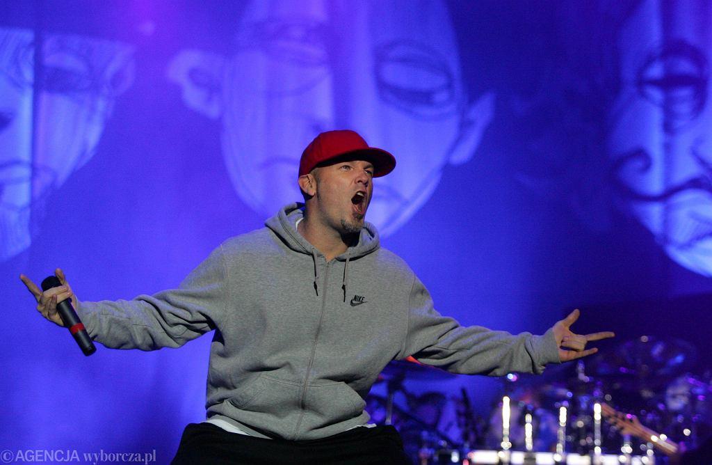 Fred Durst, lider zespołu Limp Bizkit